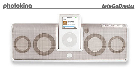 Logitech AudioStation for iPod