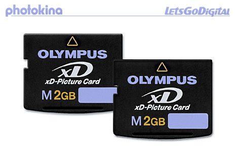 Olympus xD-Picture card