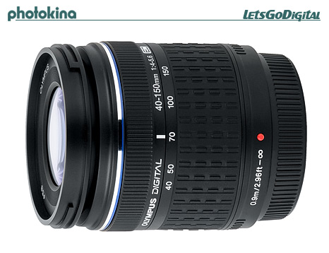This Is What The Olympus Mzuiko 40 150mm F28 Pro Will