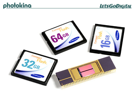 Samsung 40nm NAND flash device