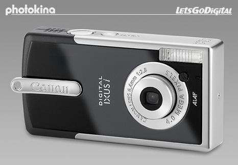 Canon Digital IXUS i5