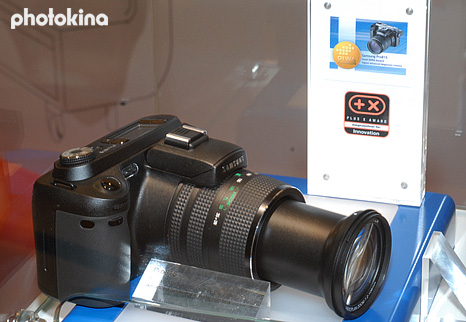 Samsung at Photokina