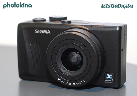 Sigma DP1 hands-on