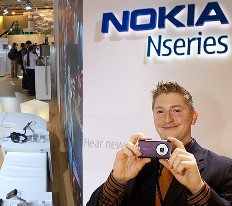 Nokia interview