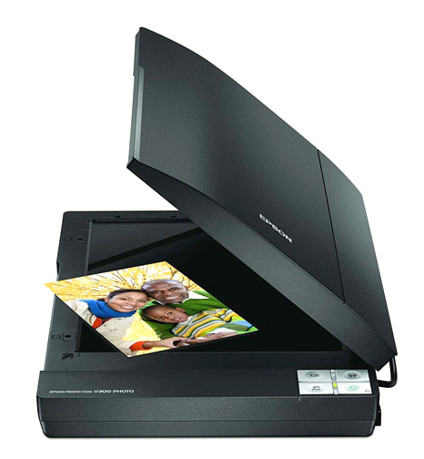Epson Perfection V300