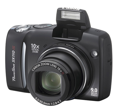 ���������� � ��������� ������������ Canon Power Shot Sx 110Is