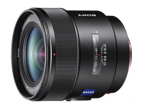 Sony SLR lenses