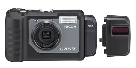 Ricoh multifunctional camera