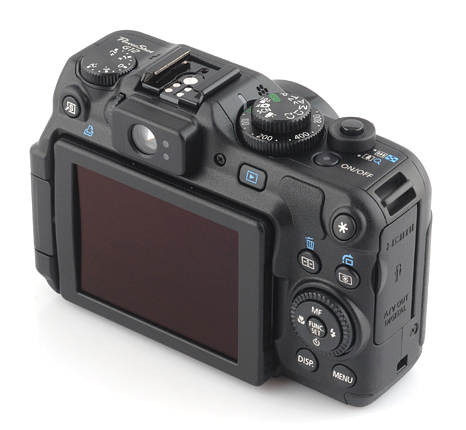 The new Canon PowerShot G12 camera supports a range of accessories including