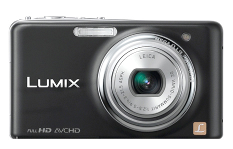 Panasonic DMC-FX77 review