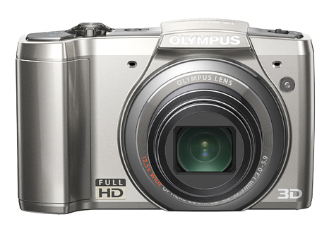 Olympus SZ-20 review