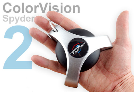 ColorVision Spyder2