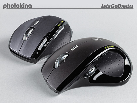 Logitech Revolution Mouse