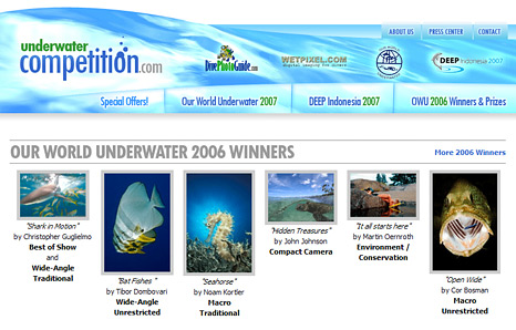 Underwater Competition