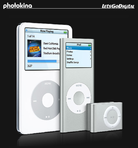 Apple iPod iTunes 7