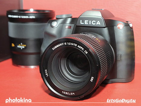 Leica digital cameras